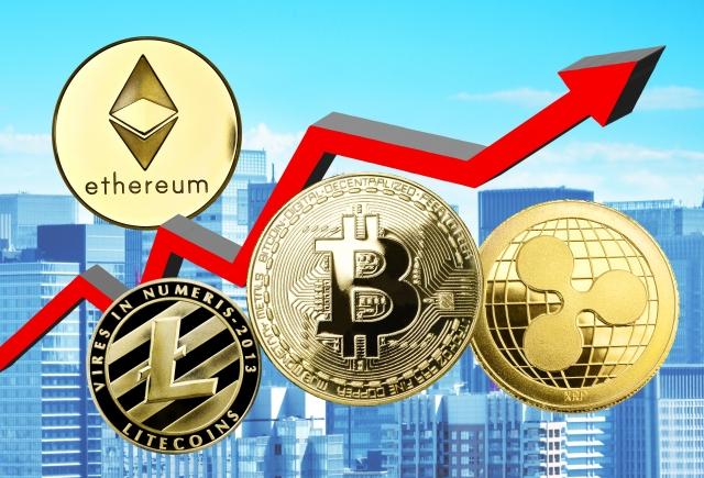 仮想通貨の儲かる仕組み