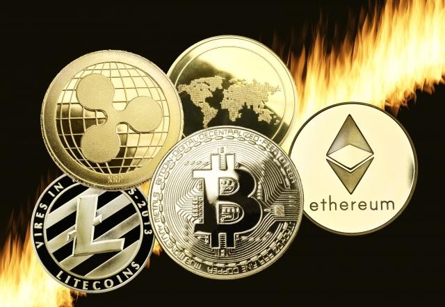仮想通貨の長期投資