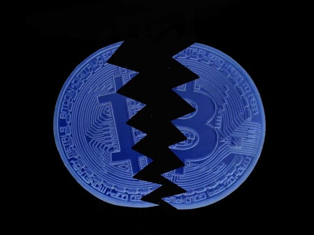 ビットコインキャッシュ分裂
