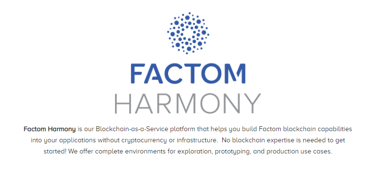 仮想通貨ファクトム(FCT)とは